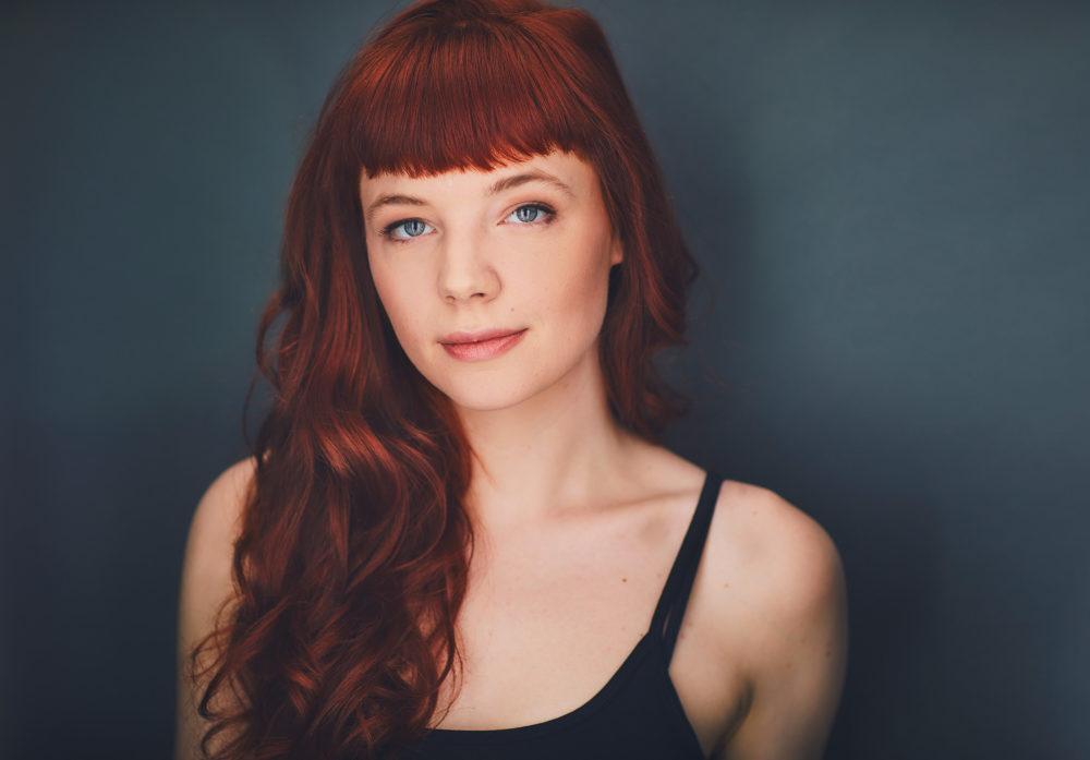 redheaded actress