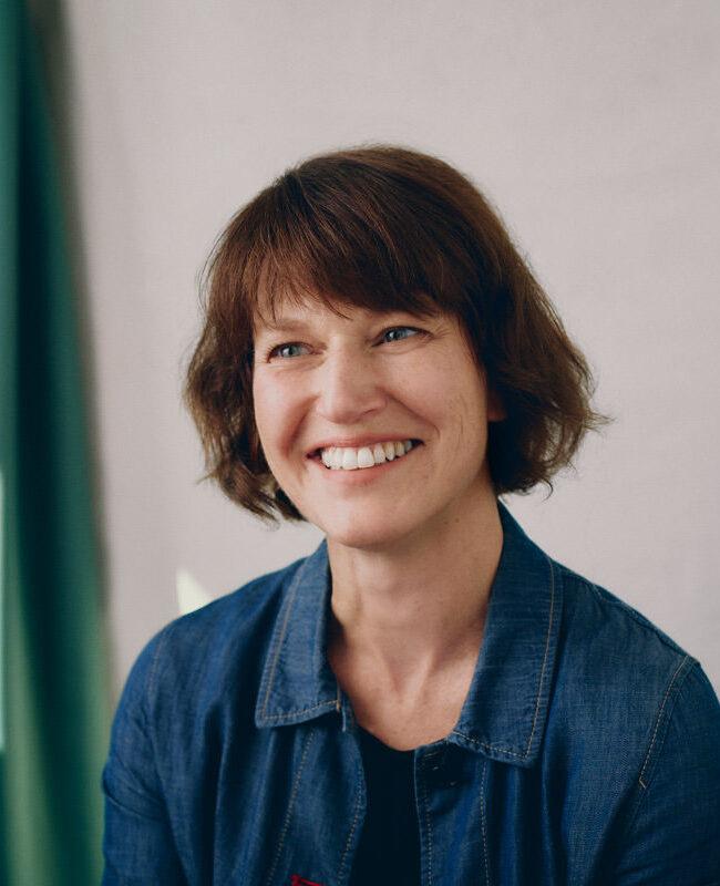 female studio portrait photographed in toronto
